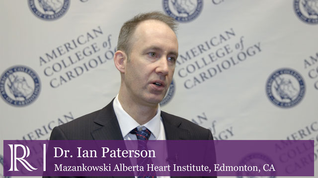 Non-Ischemic Heart Failure ACC 2018 with Ian Paterson