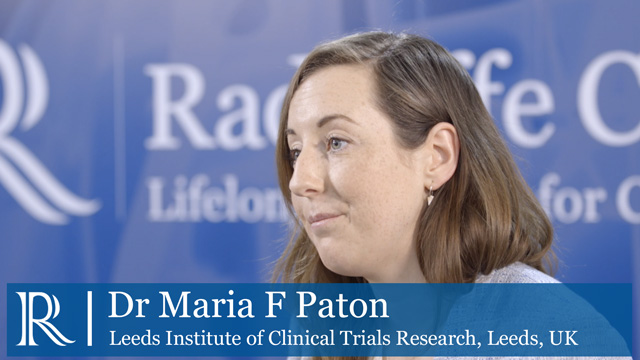 EHRA 19: The OPT‑ PACE trial - Dr Maria Paton