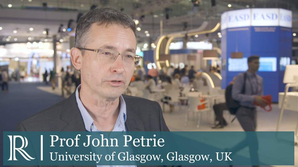 EASD 2019: Metformin safety and efficacy in ASCVD-Prof John Petrie