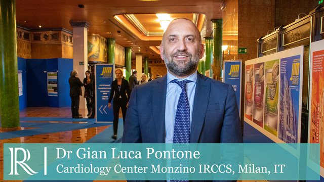 JIM 2020: What Interventional cardiologists need to know about FFR-CT — Dr Gian Luca Pontone