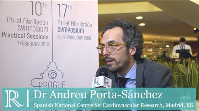 AF Symposium 2018 - Dr Andreu Porta-Sánchez