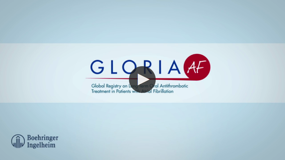 Pradaxa GLORIA-AF