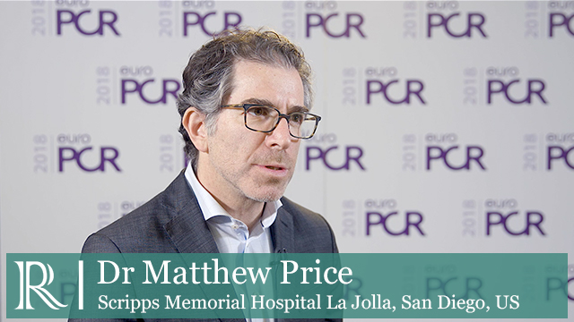 EuroPCR 2018: Best Practices For Optimized PCI - Dr Matthew Price