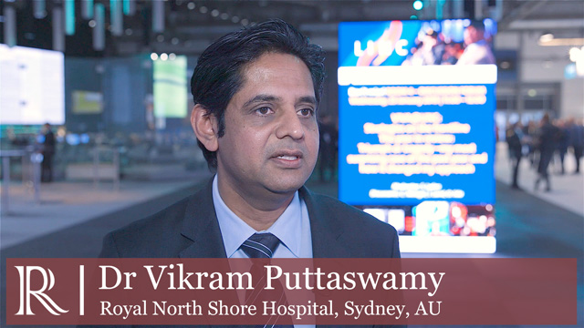 LINC 2019: Endogolix AFX unibody stent graft - Dr Vikram Puttaswamy