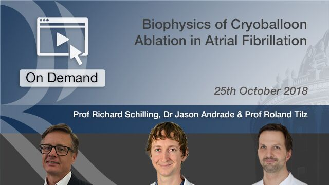Biophysics of Cryoballoon Ablation in Atrial Fibrillation