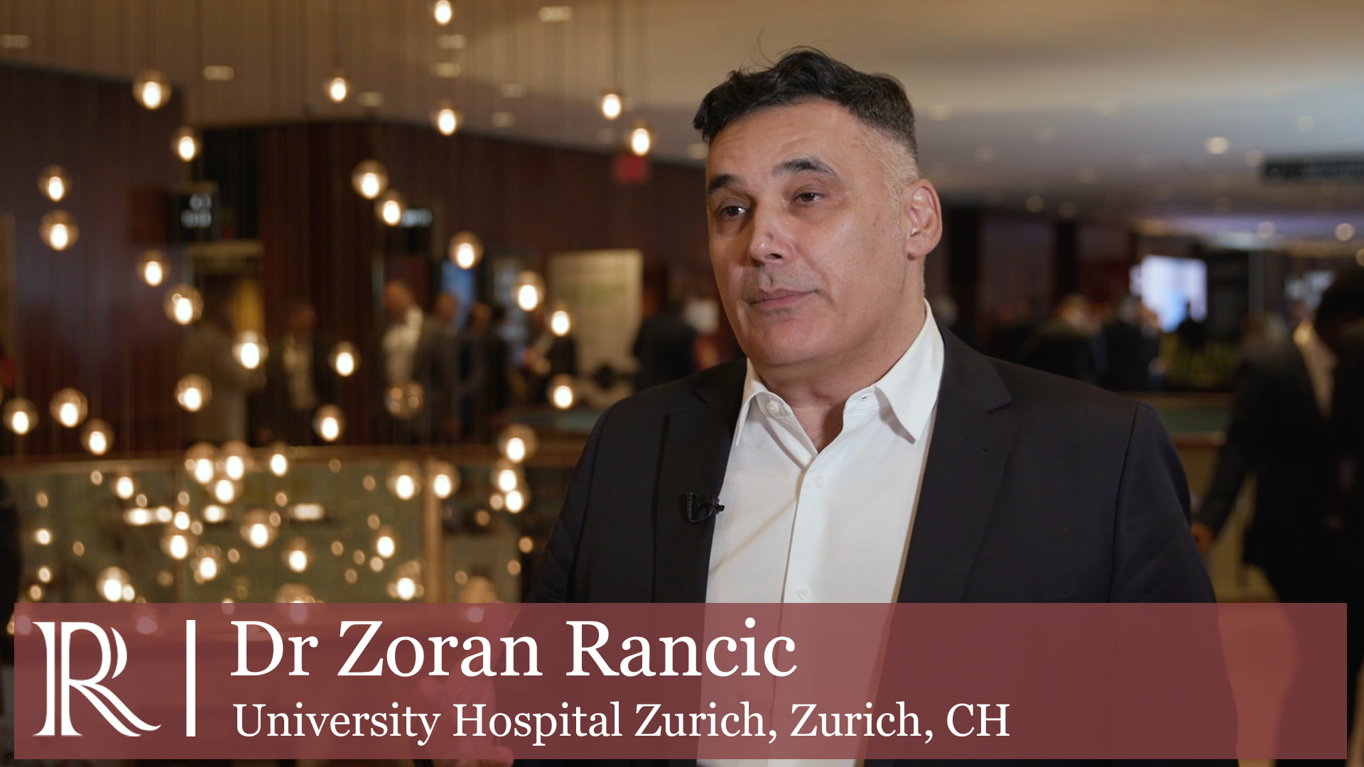 VEITH 2019: Pre-Clinical Experience Of The Medyria Blood Flow Velocity Sensor - Prof Zoran Rancic