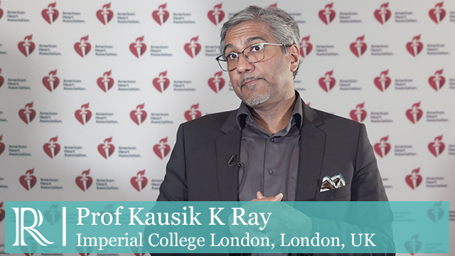 AHA 2019 : Results of the BETonMACE Trial — Prof Kausik K Ray