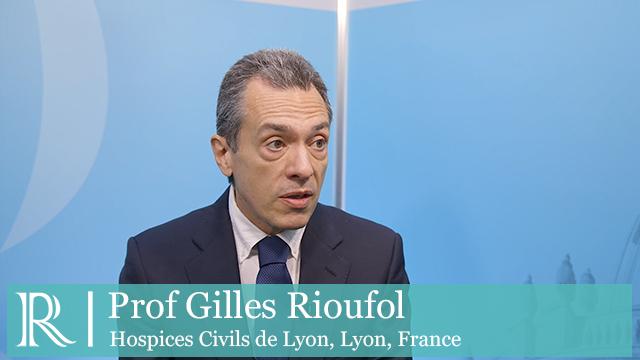 ESC 2018: FUTURE Trial - Prof Gilles Rioufol