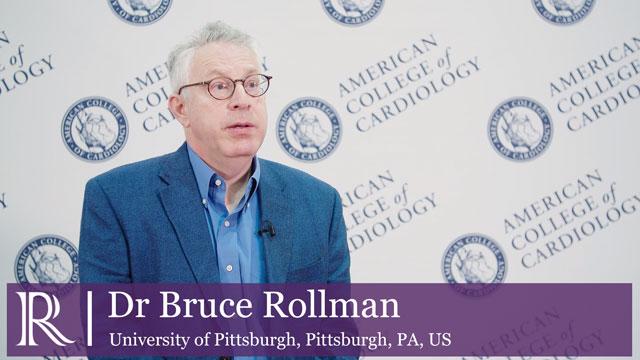 ACC 2019:  Hopeful Heart - Dr Bruce Rollman