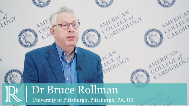 ACC 2019:  Hopeful Heart - Dr Bruce Rollman