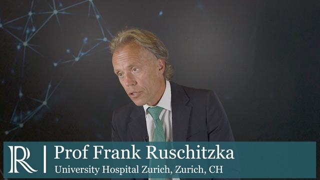 ESC 2019: DAPA-HF - Prof Frank Ruschitzka
