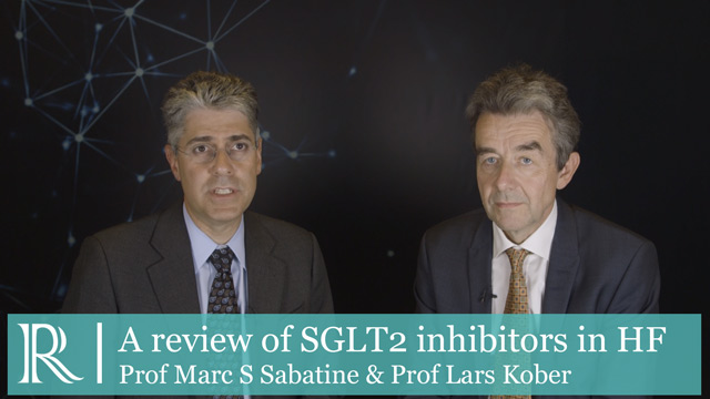ESC 2019: A review of SGLT2 inhibitors in HF - Prof Marc Sabatine & Prof Lars Kober