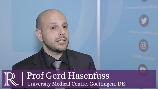 HFA 2018: RASi In Elderly Patients With HFrEF - Dr Gianluigi Savarese