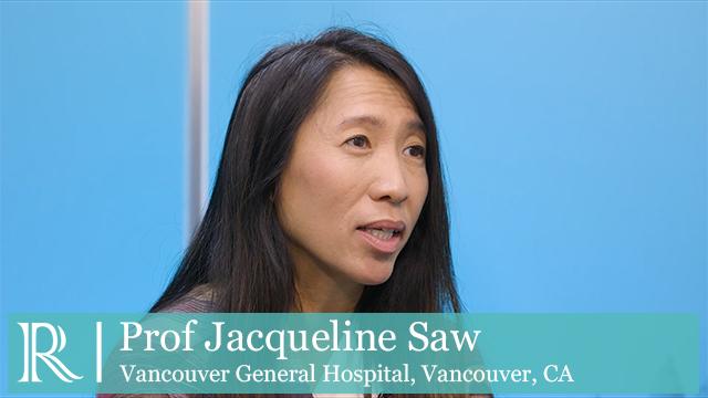 ESC 2018: Canadian SCAD Study - Prof Jacqueline Saw
