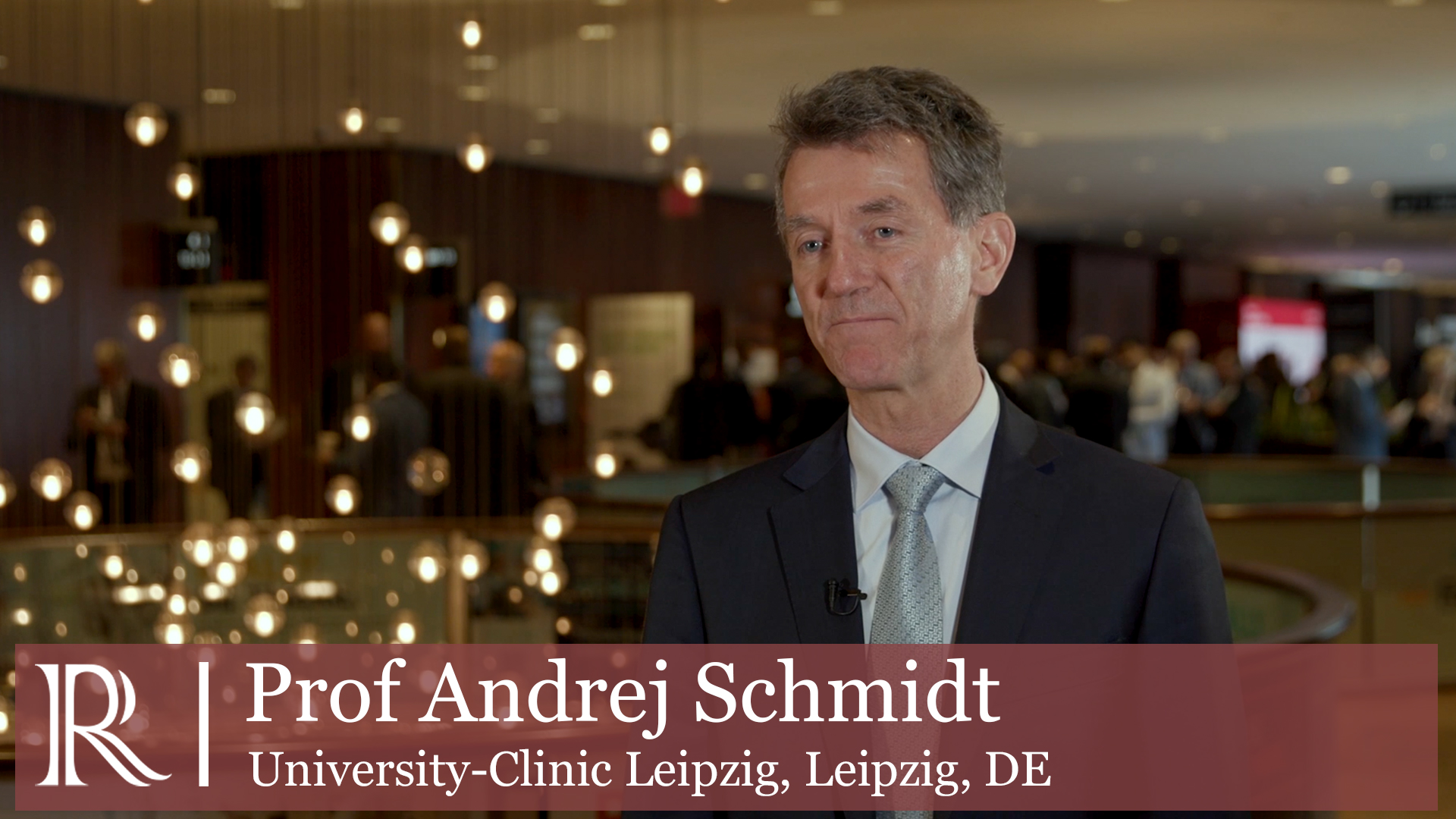 VEITH 2019: Clinical Experience of the Medyria Blood Flow Velocity Sensor - Prof Andrej Schmidt