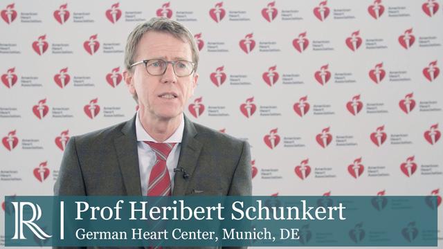 AHA 2018: TiCAB - Prof Heribert Schunkert