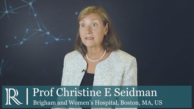 ESC 2019: Actin-myosin modulation in cardiomyopathy - Prof Christine E Seidman