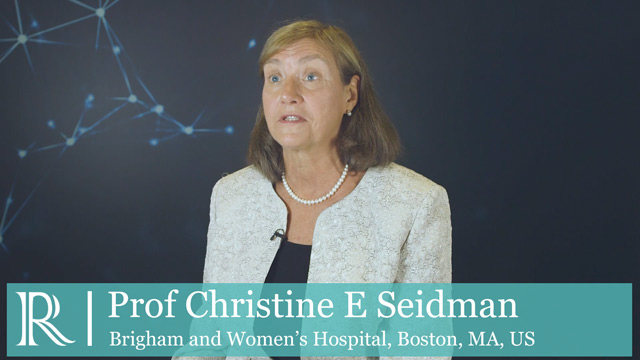 ESC 2019: Actin-myosin modulation in cardiomyopathy - Prof Christine E Seidman
