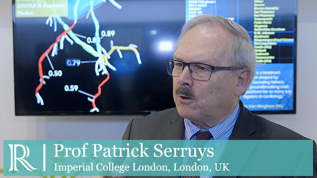 EuroPCR 2018: SYNTAX II - Prof Patrick Serruys