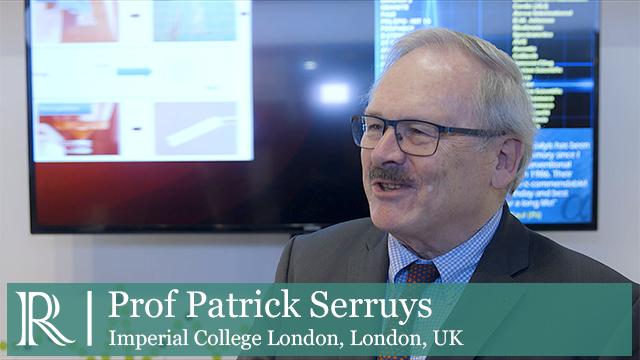 EuroPCR 2018: SYNTAX III Revolution - Prof Patrick Serruys