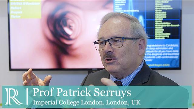 EuroPCR 2018: SURTAVI - Prof Patrick Serruys