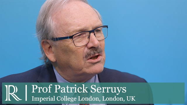 ESC 2018: GLOBAL LEADERS TRIAL - Dr Patrick Serruys