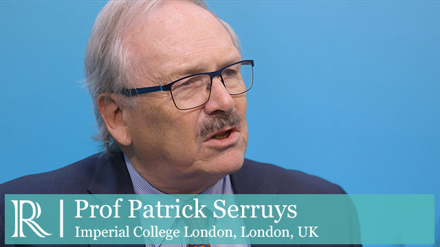ESC 2018: GLOBAL LEADERS TRIAL - Dr Patrick Serruys