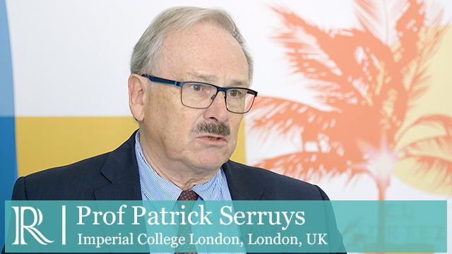 TCT 2018: TALENT - Prof Patrick Serruys