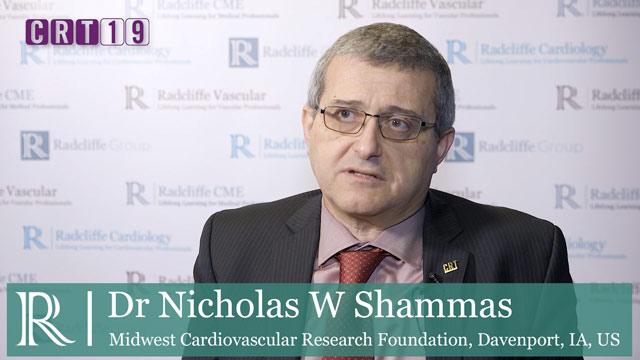 CRT 2019: B-Laser IDE - Dr Nicholas W Shammas