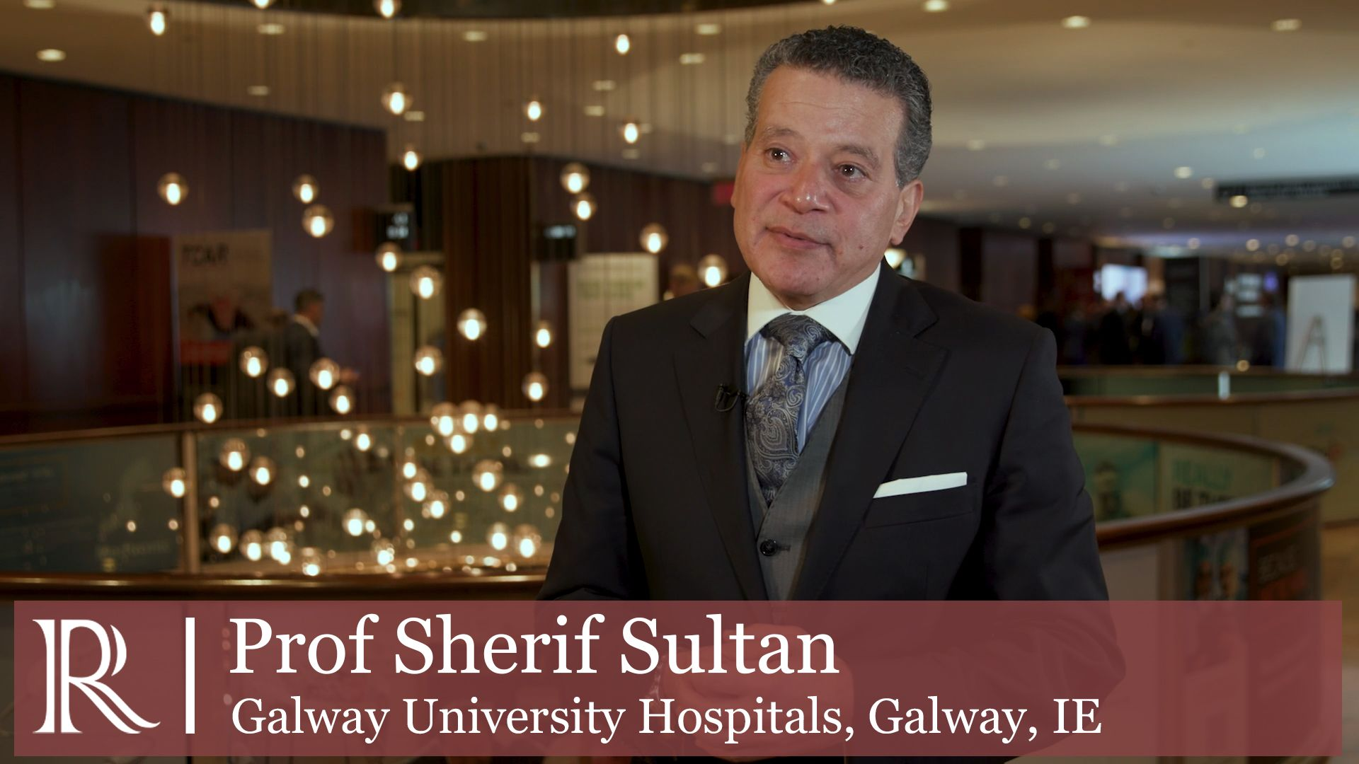 VEITHsymposium™ 2019: Update on the Arterial Assist Device® — Prof Sherif Sultan