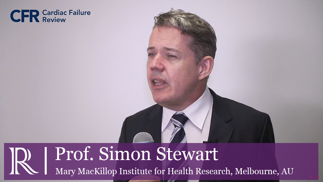 Which Heart Failure Intervention Is Most Cost-Effective with Professor Simon Stewart