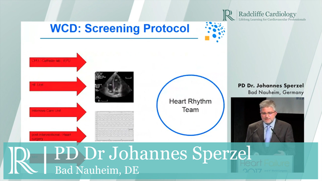 Screening: A systematic and efficient way to optimize patient selection at risk for sudden cardiac death