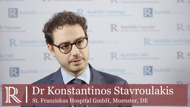 CX 2019: Angiography Alone in the Lower Limb - Dr Konstantinos Stavroulakis
