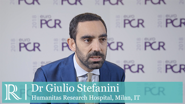 EuroPCR 2018: FREE-FUTURE - Dr Giulio Stefanini