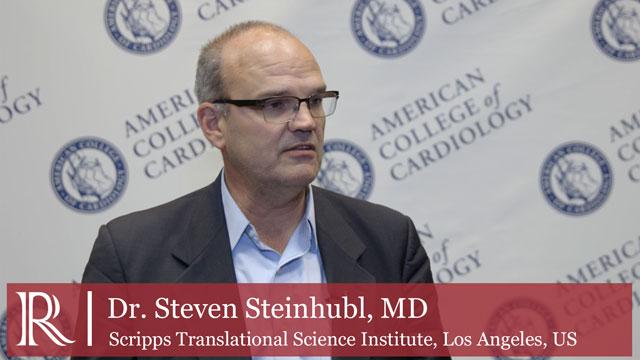 ACC 2018: mSToPS - Steven Steinhubl
