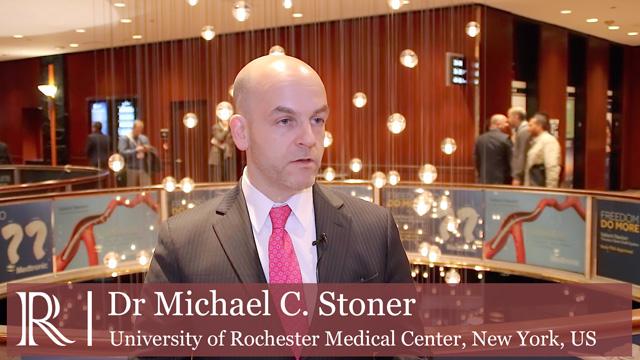 VEITH 2018: Vascular Robotics - Dr Michael C. Stoner