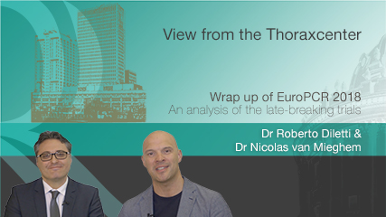 Wrap Up Of EuroPCR 2018 - An Analysis Of The Late-Breaking Trials