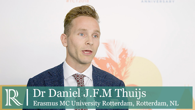 TCT 2018: SYNTAXES - Dr Daniel J.F.M Thuijs