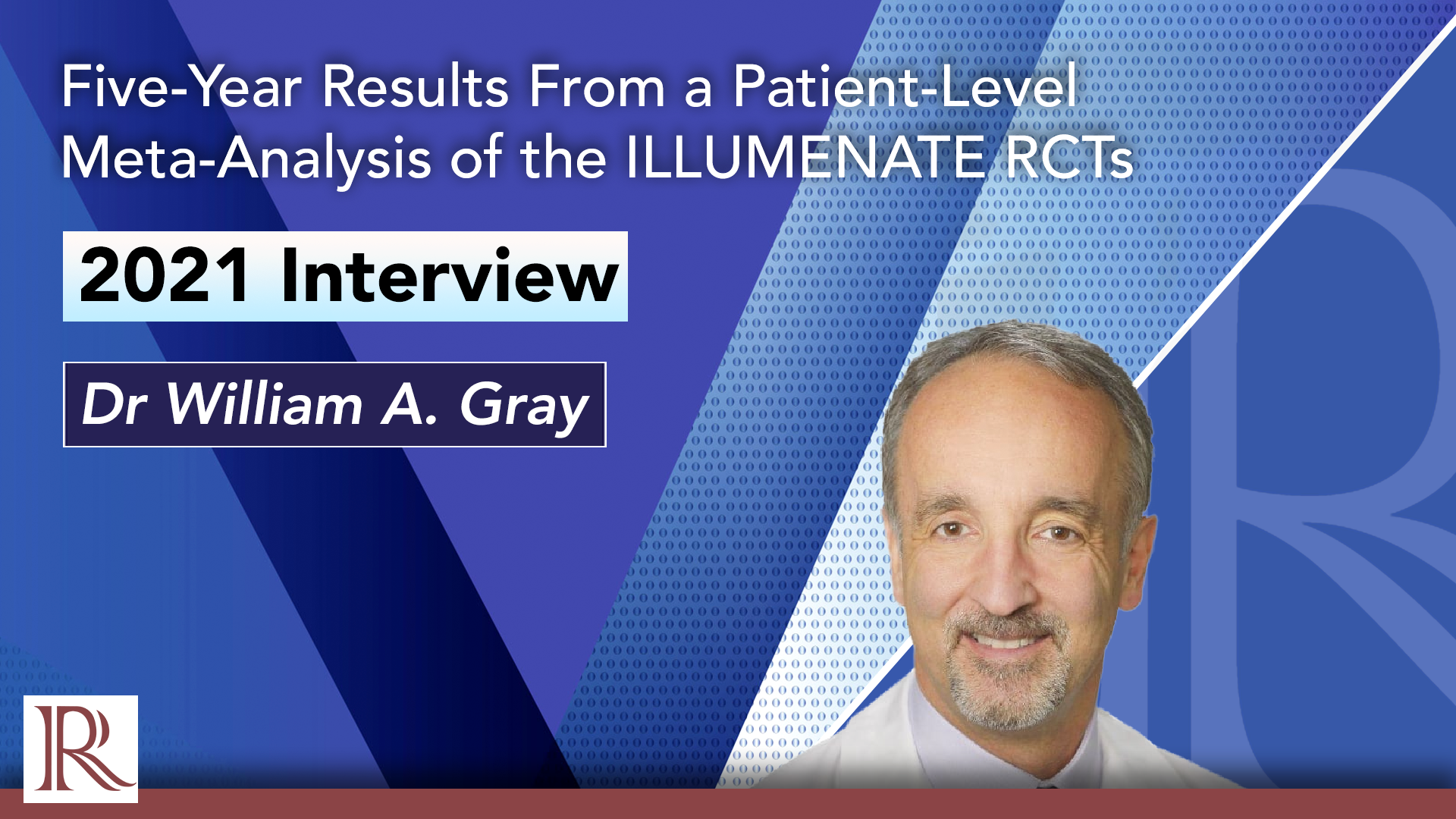 Five-Year Results From a Patient-Level Meta-Analysis of the ILLUMENATE RCTs