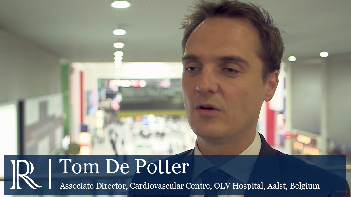 ESC 2015: Sudden Cardiac Death - Tom De Potter
