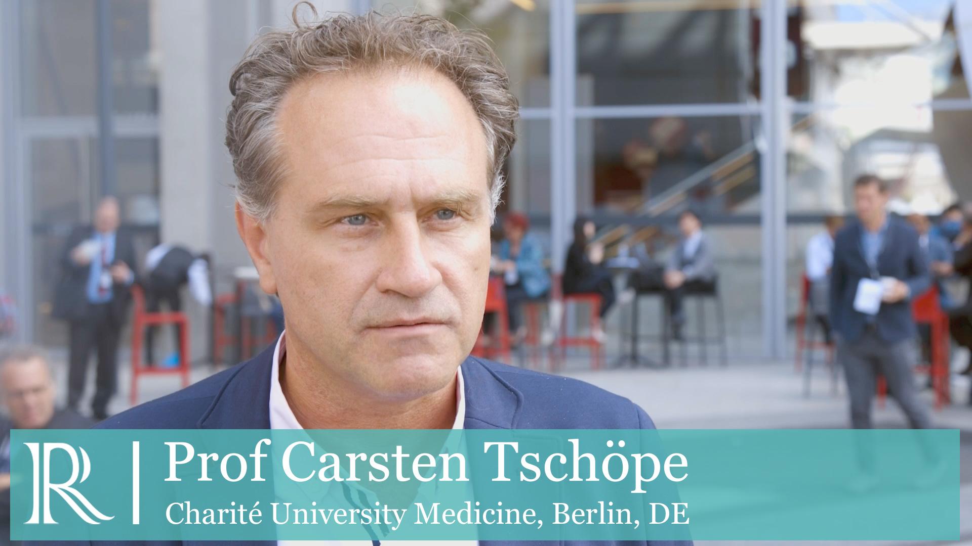 ESC 2019: Treatment strategies for fulminant myocarditis - Prof Carsten Tschöpe