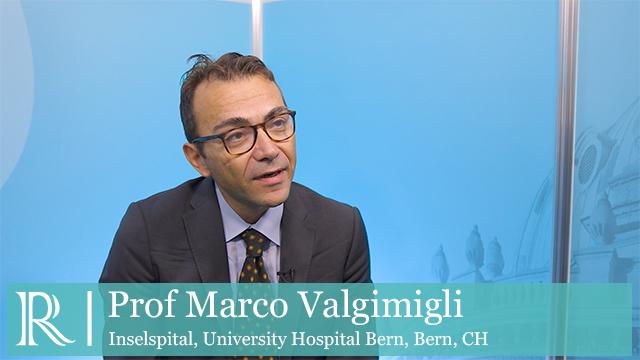 ESC 2018: MATRIX Trial - Prof Marco Valgimigli
