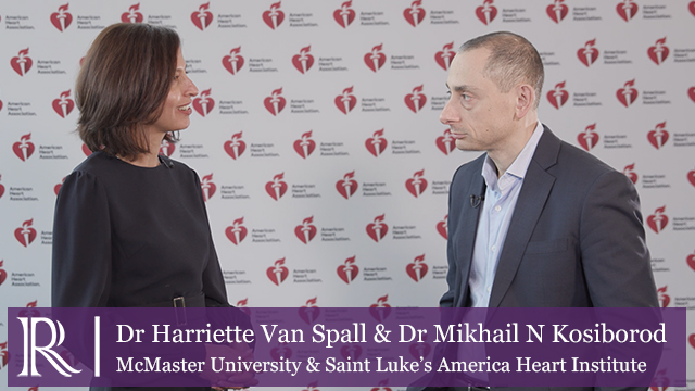 AHA 2019: Updates from the DAPA-HF trial — Dr Harriette Van Spall and Dr Mikhail N Kosiborod