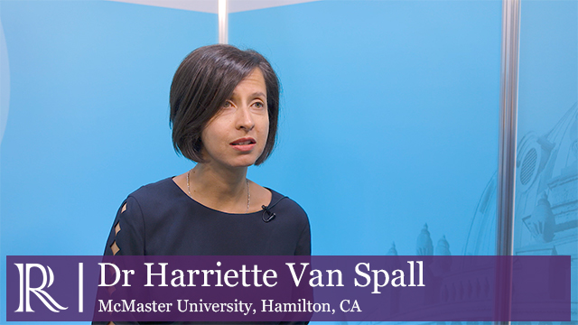 ESC 2018: PACT-HF with Dr Harriett Van Spall