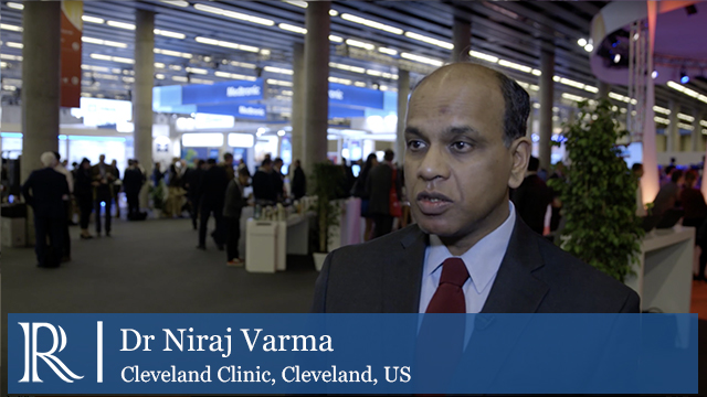 EHRA 2018: Optimisation Of ICD Programming In Practice - Dr Niraj Varma