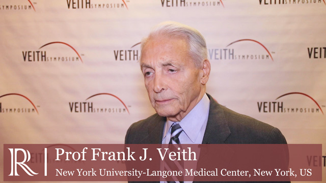VEITH 2018: A Brief History Of The VEITHsymposium - Prof Frank J. Veith