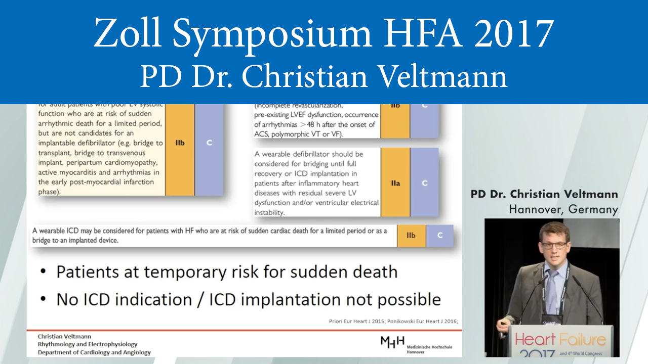 HFA 2017 by PD DR. Christian Veltmann
