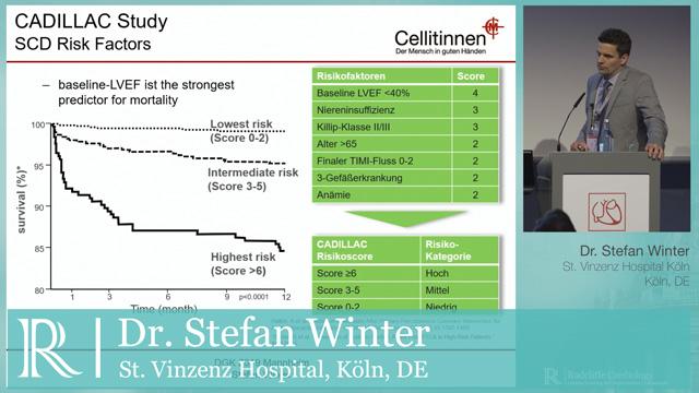 DGK 2019: Strategien für Screening und Identifizierung - Dr. Stefan Winter