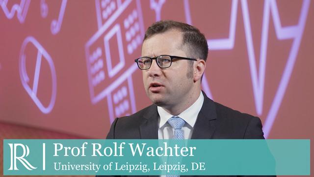 DGK 2019: Results FIND-AF - Professor Rolf Wachter