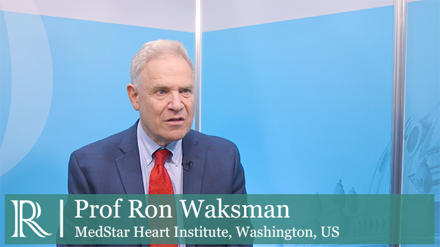 ESC 2018: LRT - Prof Ron Waksman